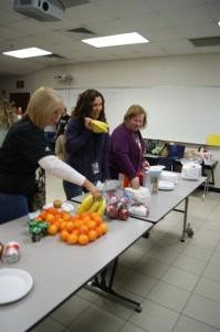 NFHS Hosts Teacher Appreciation Breakfast