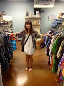 Thrift Shops: Where Did You Get Your Shirt?