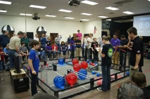 North Hosts November 16 Robotics Competition
