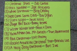 Playlist: It's the Most Wonderful Time of the Year