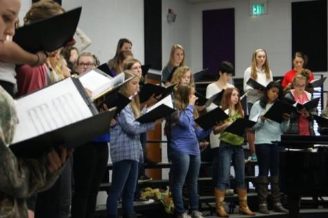 NFHS Chorus at Cumming First United Methodist Church