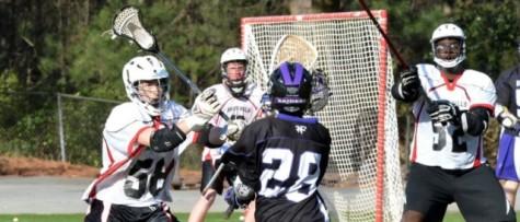 NFHS Lacrosse Serves Wounded Warrior
