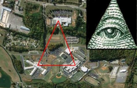 (RAIDER FLATLINE) Illuminati Conspiracy Discovered at North Forsyth