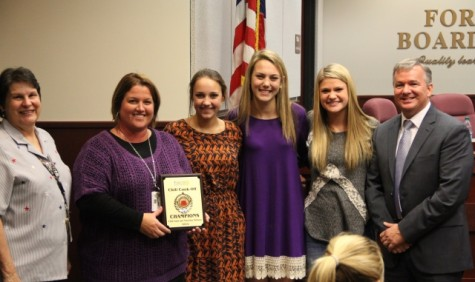 NFHS Food Science Class Wins Cook-Off