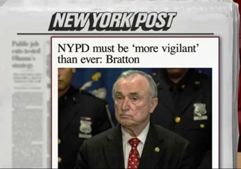 ISIS Threatens NYPD