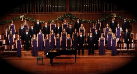 North Forsyth Chamber Singers Invited to Perform at GMEA Conference