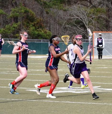 Lady Raiders Lacrosse Defeat Dunwoody