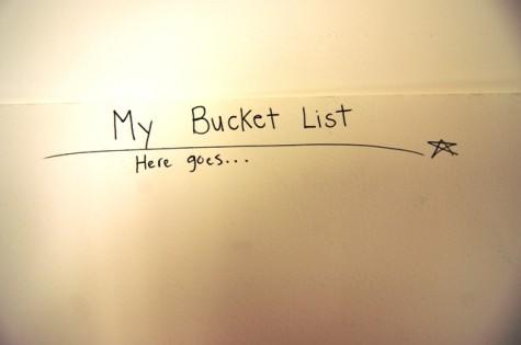 Motives Behind a Bucket List