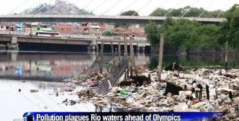Pollution Still a Concern for 2016 Olympics