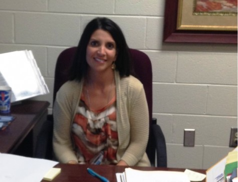 Introducing New Assistant Principal, Ms. Oliver