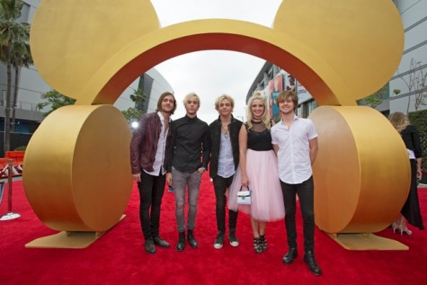 R5: The Beginning of a Successful Career