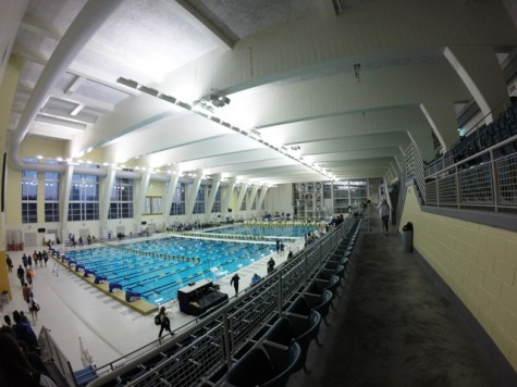 Construction of North's New Pool Proceeding Well