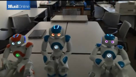 Scientists Create Polite Robot That Passes Self-Awareness Test