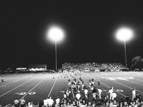 Homecoming Game Against West