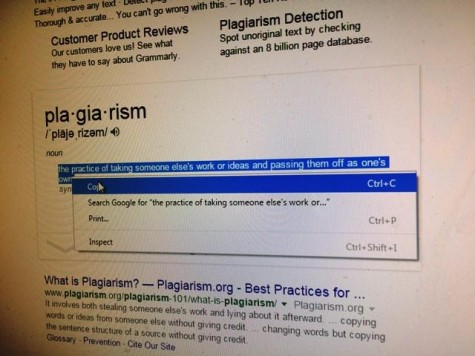 Is Plagiarizing Really Worth It?