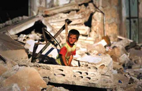Crisis in Syria bigger than WWII