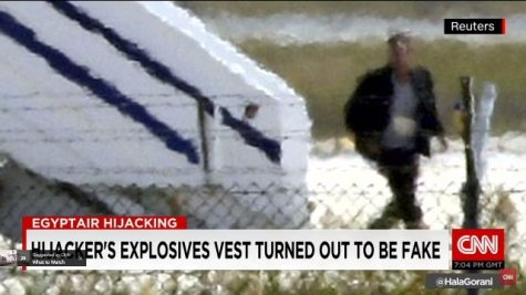 Man Hijacks EgyptAir Flight, No Passengers Injured