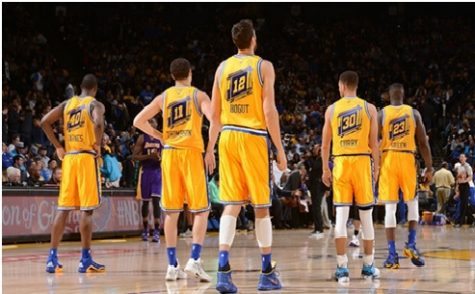 Can the Warriors Make History?