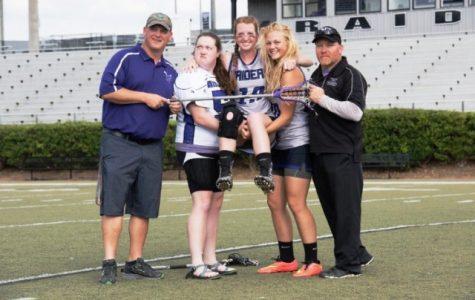 Lady Raider Lacrosse says Goodbye to Seniors