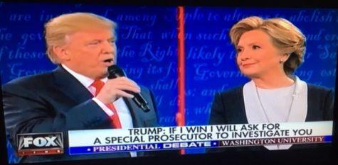 Recent Presidential Debates Get Heated