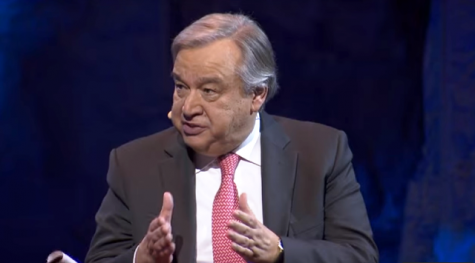 Former Portuguese P.M. Antonio Guterres to be U.N. Secretary General