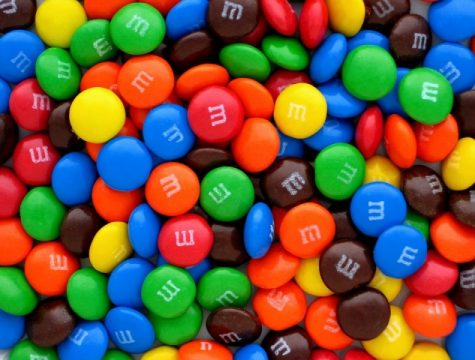 Caramel M&Ms Coming in 2017