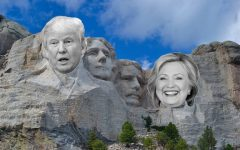 Mount Rushmore Elected President
