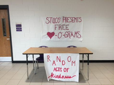 "NFHS Participates in ""Week of Kindness"""