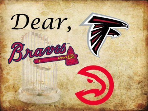 Dear Atlanta Sports