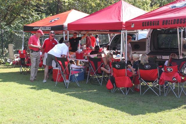 UGA Tailgate on Saturday September 22 before the UGA/ Vanderbilt game.