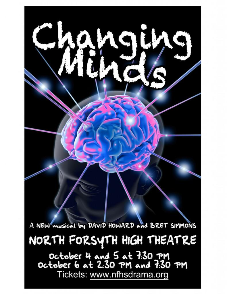 Changing Minds Opens October 4th.