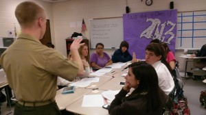 AP American Lit Lang/Comp students debate over how to fix the current American educational system.