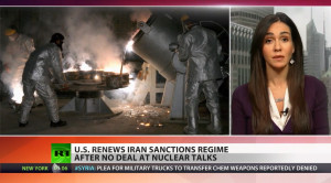 YouTube channel RT's Soraya Sepahpour-Ulrich, a U.S. foreign policy analyst, explains the nuclear program talks between Iran and the U.S. in Geneva.