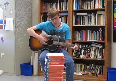 Tinier Desk Concert: Brandon Moss Performs Nutshell