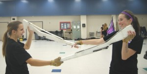 First Winter Guard in Years!