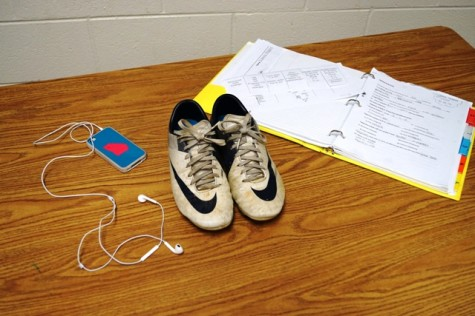Juggling school, sports, and life can be a challenge, but in the end you are bound to score.