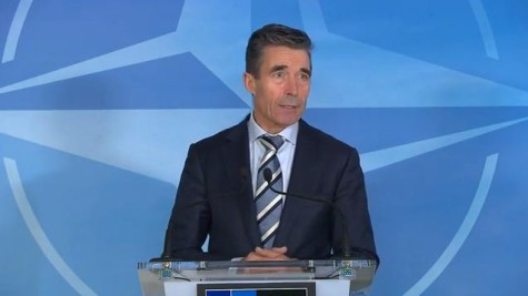 NATO calls for Russia to withdraw from Ukraine and to respect its sovereignty.