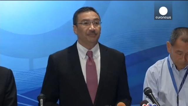 Malaysian authorities give an update on the progress of the search for the missing airliner 6 days after its disappearance.
