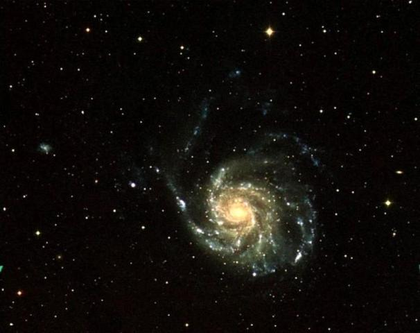 This image of a Spiral Arm Galaxy represents one of the five hundred billion galaxies in our entire universe.