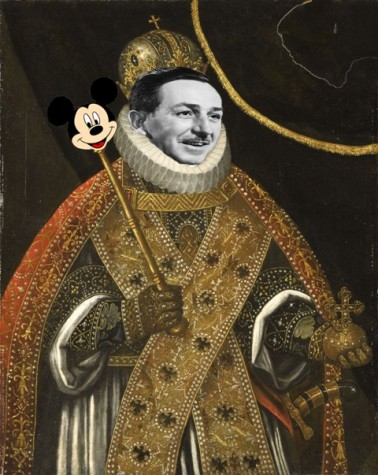 The benevolent emperor, Walt Disney, has bestowed upon you the gift of glorious animated films.