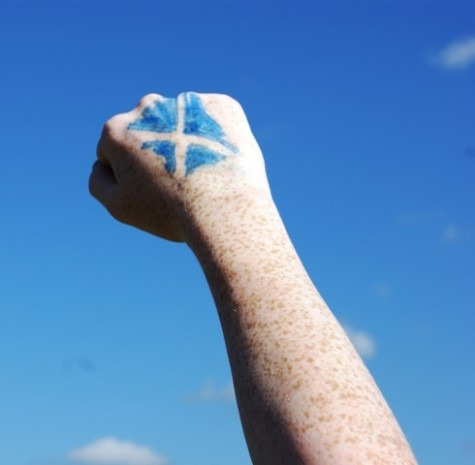 In the weeks leading up to the September 18 independence referendum, a wave of Scottish nationalism gripped the country. Scottish pride has always existed, and has been used as a tool by both the Yes and No campaigns to win over voters. The Scottish flag has been hoisted in places all over Scotland, and has even been used by Catalonian protesters in Spain to signify their desire for an independence vote.
