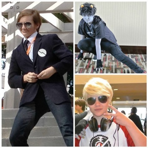 Cosplaying and Conventions