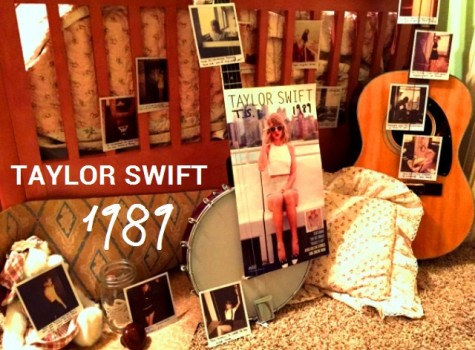 Stocked full of Polaroids, Taylor Swift's new album 1989 relays a more intimate portrait of her life and her budding independence.