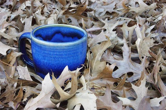 She would let it steep for at least five minutes, so the leaves would release the bitter parts of their souls. Then she would add a spot of milk and a half-teaspoon of sugar to soften the strong taste. It was always a black tea, always a blue mug.