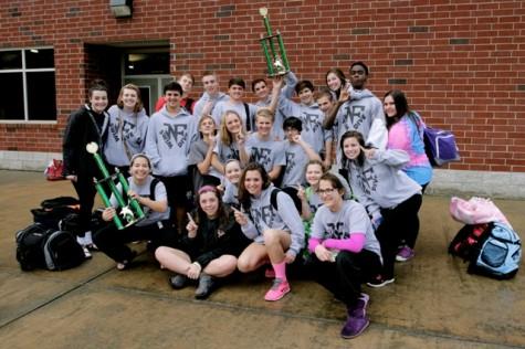 Congratulations to the NFHS Raiders Swim & Dive Team