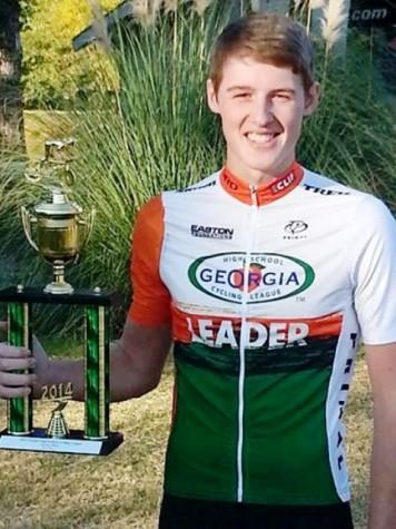 Kyle Ellis: First Mountain Biking Georgia State Champion