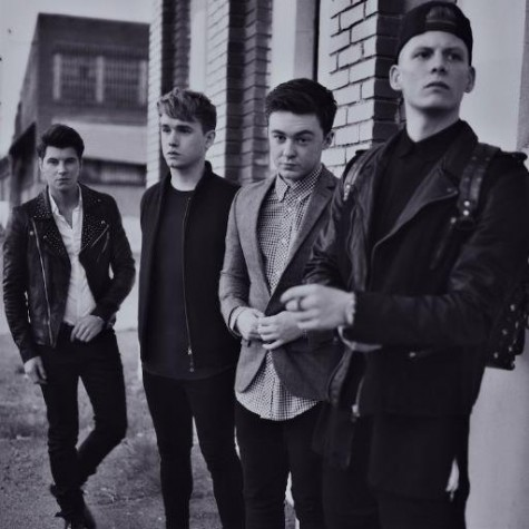 The Second Brit Invasion:  Rixton
