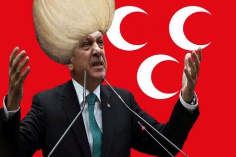 Flatline: Recep Tayyip Erdogan Declares Neo-Ottoman Empire