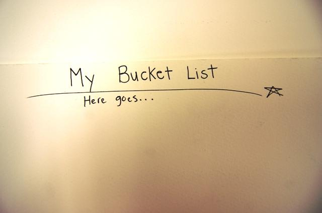 With a bucket list, anyone can judge the dreams of a person. People write bucket lists to give guidelines to the remaining years of their lives as they do not allow them to waste precious time instead of doing things they love.