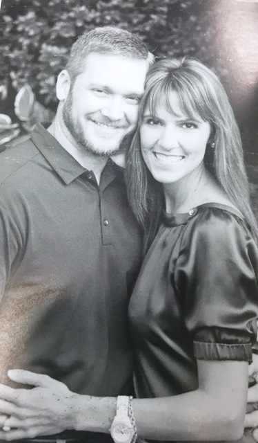 "The photo above is from Kyle's novel, 'American Sniper.' ""Me and Taya, the love of my life and better half,"" Kyle wrote. Chris Kyle was more than just a bronco rider from Texas or the deadliest sniper in U.S. history; he was a father, a husband, and a friend.(Photograph courtesy of Heather Hurt/Calluna Photography.)"